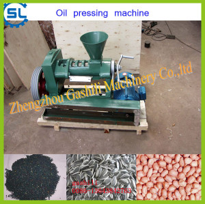 Prior market high oil rate oil pressing machine