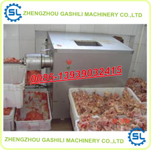 Factory price 160-500kg/h poultry meat and bone separator