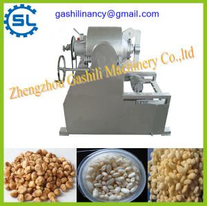 Prior market air steam rice puffing machine