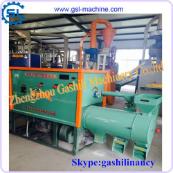 Prior market profession experience high quality luxurious corn peeling and grits making machine
