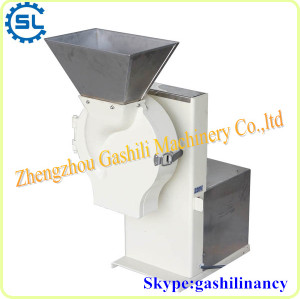 Economical type ginger slicing machine