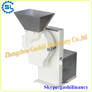 Economical type ginger slicing machine