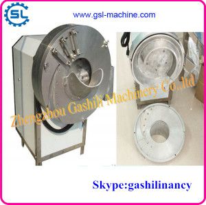 Amazing effectiveness popular choice ginger slicing and shredding machine