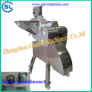 Popular choice amazing effectiveness fruits dicing machine