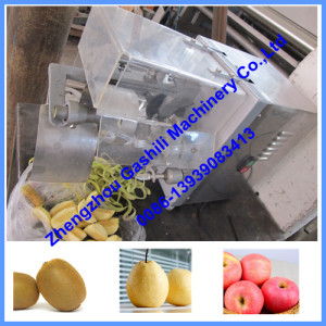 small type Automatic Apple peeling , coring and splitting machine