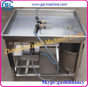 Super effectiveness popular choice manual saline injection machine