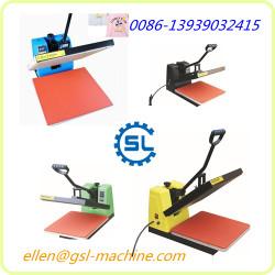 Factory price different size heat press machine