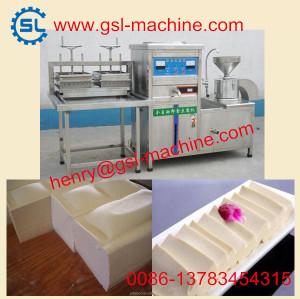 Automatic temperature control  tofu press machine