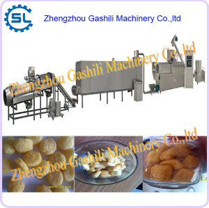 Amazing products corn fryums snack food making production line