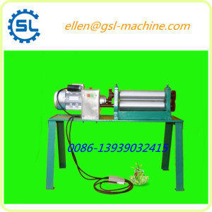 Factory price electric beeswax flat sheet machine