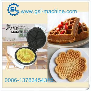 heart shape waffle maker 0086-13783454315