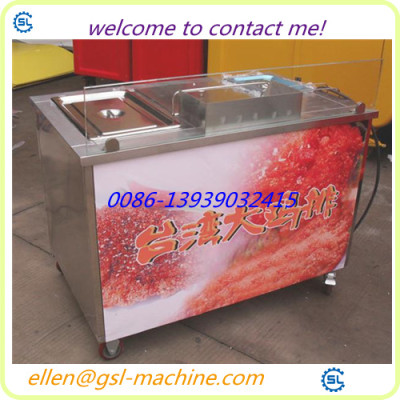 Factory price Taiwan fried chicken snack car