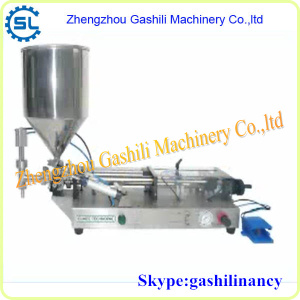 Prior technology experience paste filling machine