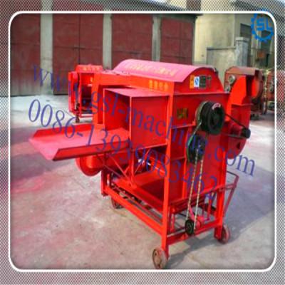 High quality diesel engine paddy thresher