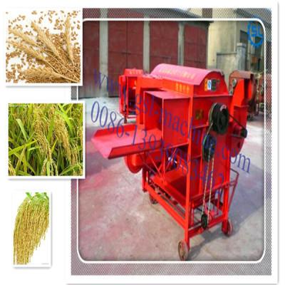 Hot sale diesel engine wheat/rice paddy thresher
