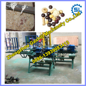 Automatic wood round Beads making machine