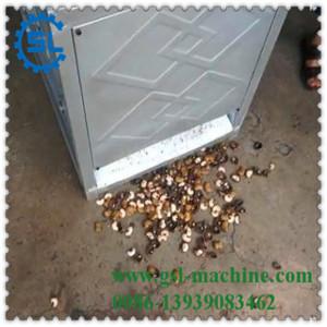 new type automatic cachew shelling machine