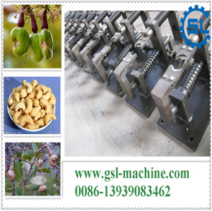 small manual cachew shelling machine