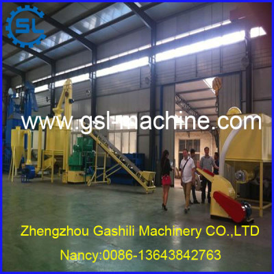 Vertical Ring Die Competitive Wood Pellet Machine Price