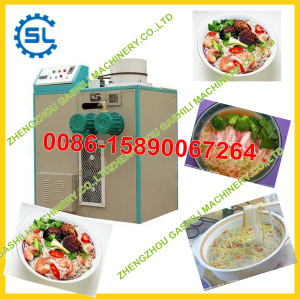 excellent performance rice noodle making machine with reasonable price
