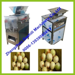 high efficient stainless steel onion peeling machine with competitive price