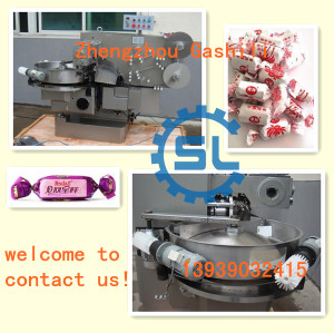 double knot candy packing machine