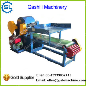 Automatic Sisal Decorticator Machine
