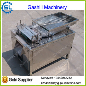 Stainless Steel Small Quail Egg Peeling Machine/Quail Egg Peeling Equipment