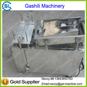 Long Working Life Durable 100kg/hour Quail Egg Sheller Machine