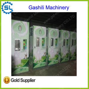 Automatic milk vending machine fresh milk automatic selling machine0086-13783454315
