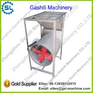 Small capacity 250kg/h grain seeds winnowing machine