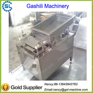 Durable 100kg/hour Quail Egg Sheller Quail Egg Removing Shell Machine
