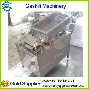 Durable 100kg/hour Quail Egg Sheller Quail Egg Removing Shell Machine