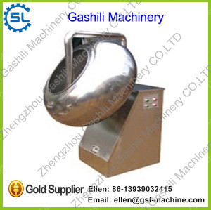 Stainless Steel 304 Chocolate Peanut Coating Machine