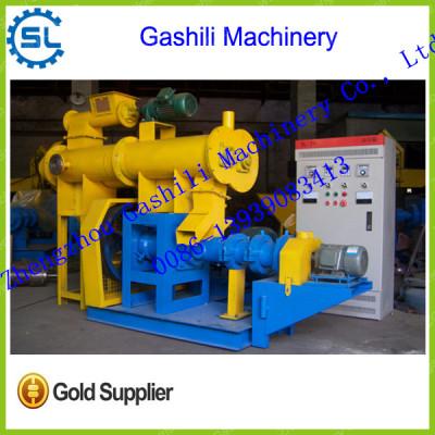 reputable manufacturer of fish food making machine