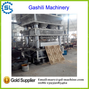 Hot sale high efficiency wood pallet molding machine