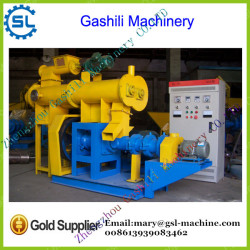 Good performance floating fish feed making machine