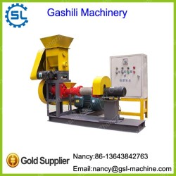 fish feed machinery floating fish feed extruder floating fish feed pellet machine