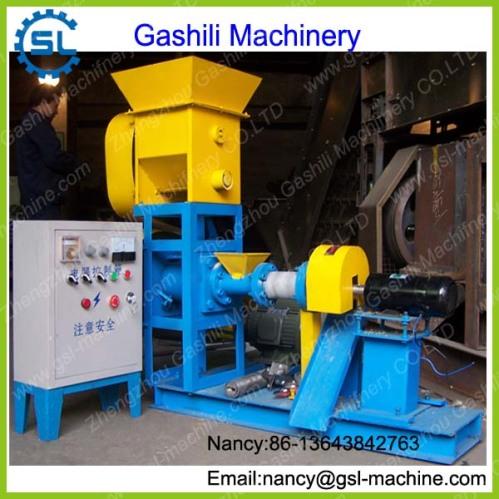 fish feed extruder machine