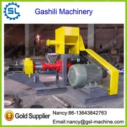 Hot sell fish feed machine floating fish feed extruder