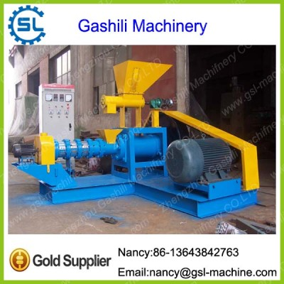 Floating fish feed machine/fish feed extruder /fish feed making machine for tilapia
