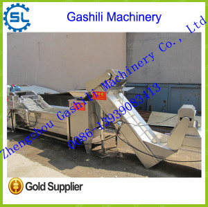 100-150kg/h full automatic stainless steel potato chips processing machine