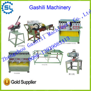 widely use bamboo stick making machine with high performance
