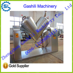 V shape powder/particle mixing machine with high efficient