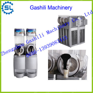 high performance 1-4 taste slush machine with competitive price