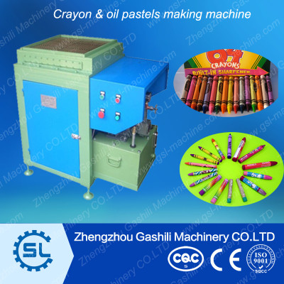 Hot sale high quality wax crayon making machine