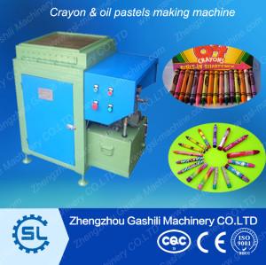 Hot sale low price crayon shaping machine