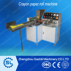 Plant price high efficiency crayon paper roll machine