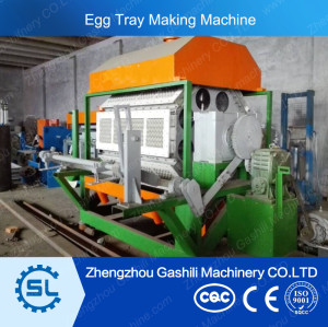competitive price 800-5500pcs/h egg tray forming machine