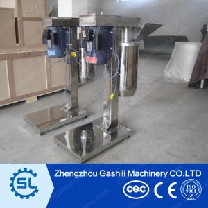 stainless steel 300-500kg/h garlic grinding machine
